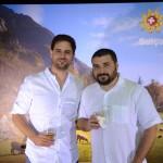 Rafael Romeiro, da FVO Travel, e Felipe Massari, da Massari Travel