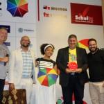 Recife também recebeu o troféu de participação da Convenção Schultz 2020