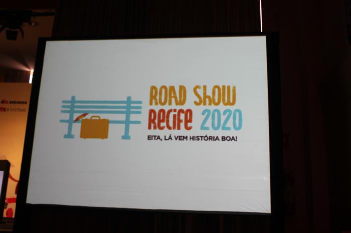 Roadshow Recife 2020 passou pela Convenção da Schultz