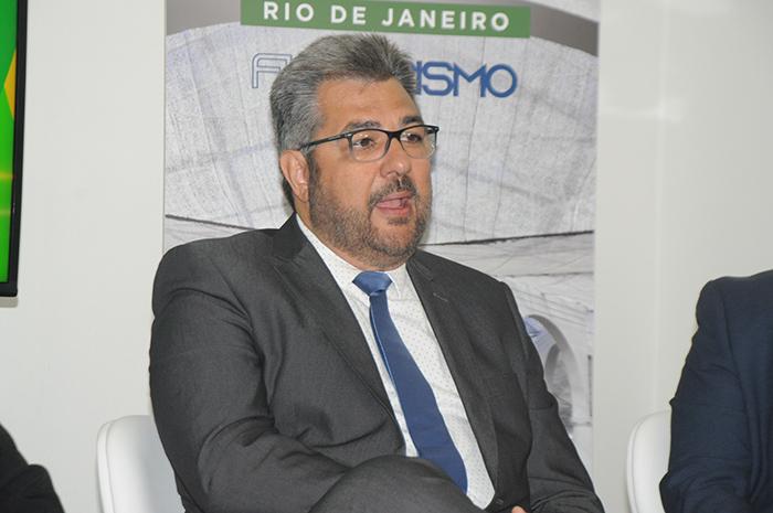 Roberto Neldeciu, presidente da Braztoa