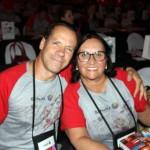 Rogério e Patricia Pergher, da Pergher & Trapp