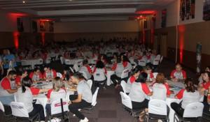 Agentes participam de rodadas de negócios durante Convenção Schultz 2020; fotos