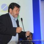 Sergio Ricardo, assessor especial da Setur-RJ, representou o secretário Otávio Leite