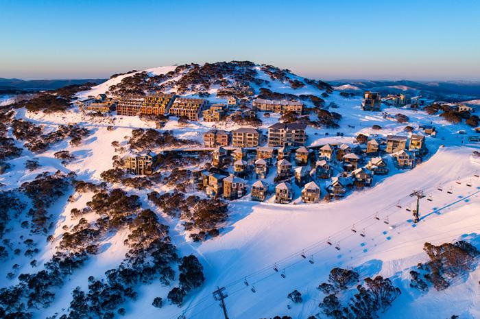 Hotham Alpine Resort, da Vail Resorts