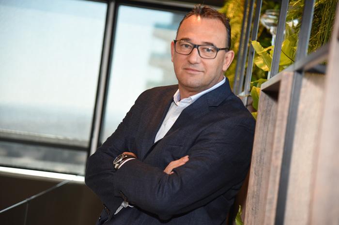 Victor van Oorschot, CEO da BestBuy Hotel