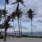 Vista para a Praia do Forte