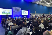 Encontro Comercial Braztoa reúne 2 mil profissionais no Rio