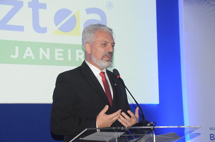 Willian França, secretário Nacional de Desenvolvimento e Competitividade do Turismo do MTur