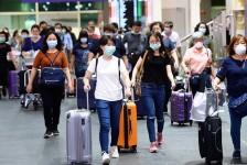 Coronavírus: Wuhan reabre aeroporto e encerra isolamento social nesta quarta (8)