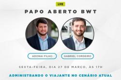 BWT realiza live para sanar dúvidas dos agentes nesta sexta-feira (27)