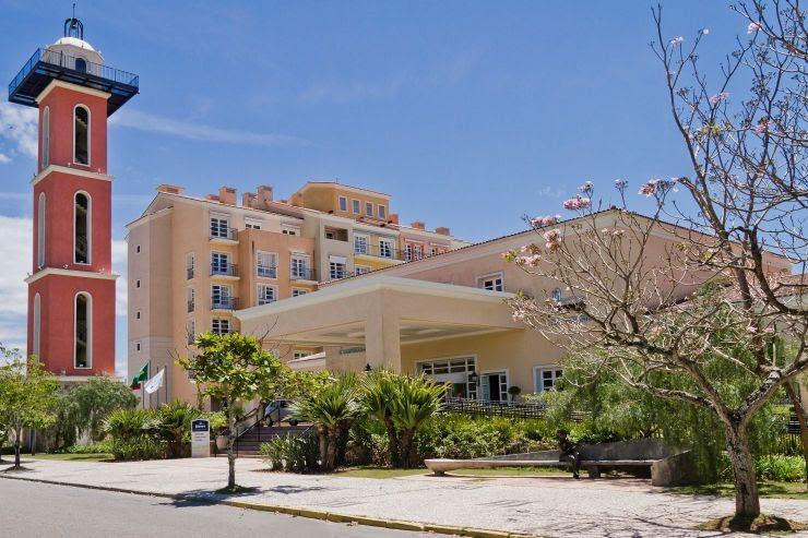 Cuidados estão sendo tomados nos hotéis IL Campanario Villaggio Resort e Jurerê Beach Village que, entre outras medidas, suspenderá reservas até o final de abril