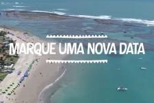 Pernambuco lança campanha para que turistas não cancelem viagem; vídeo