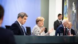 Alemanha deve endurecer medidas para conter terceira onda da pandemia