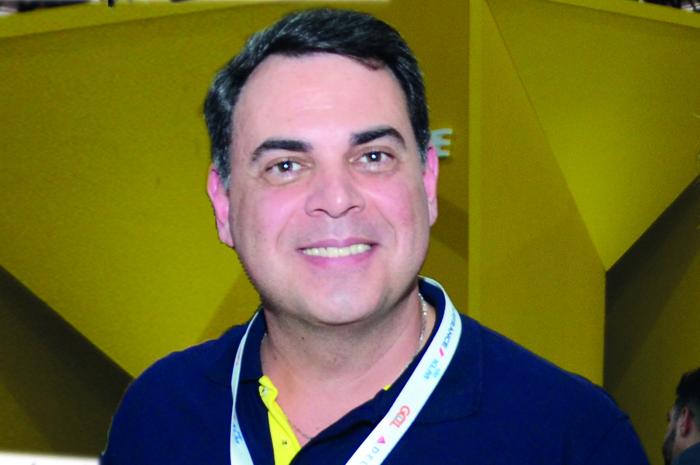 Emerson Belan, diretor Geral da CVC Lazer