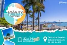 Santa Catarina lança Salão de Turismo para 2021; confira