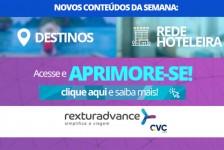 RexturAdvance lança 27 novos cursos na plataforma Aprimora