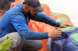 Hot Beach Olímpia realiza obras de manutenção durante período de 'quarentena'