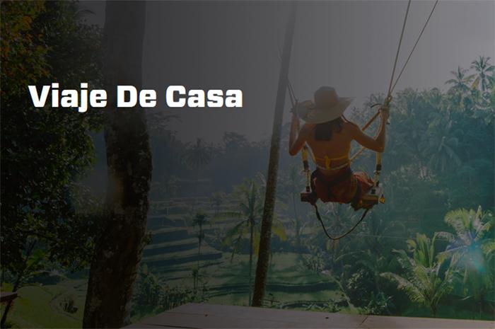 A campanha incentiva as pessoas a continuarem viajando, em tour virtuais por cidades globais, incluindo Cidade do México, Rio de Janeiro, Cusco, Londres, Paris, Sydney e etc