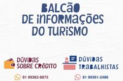 Setur-PE e Empetur lançam Balcão de Informações do Turismo