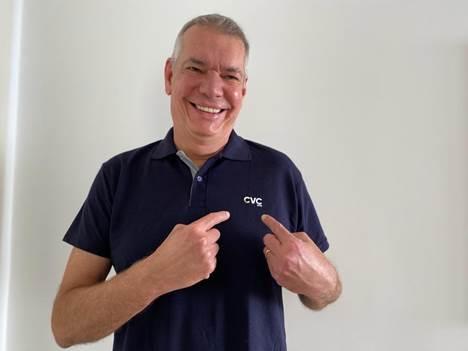 Leonel Andrade, CEO da CVC Corp, vai moldando o novo time da empresa