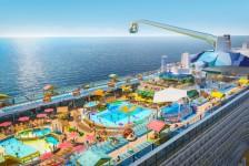 Royal Caribbean estuda venda de navios e adia inaugurações
