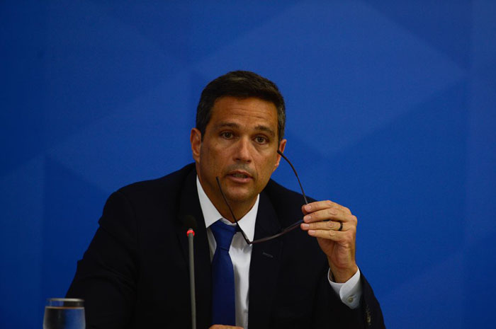 Presidente do Banco Central, Roberto Campos Neto. (Foto: (Marcello Casal/ Agência Brasil)