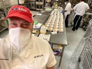 Coronavírus: Delta doa 90 toneladas de alimentos para hospitais e organizações