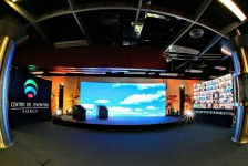 Centro de Eventos Fiergs lança estúdio para eventos híbridos por streaming