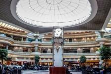 Aeroporto de Atlanta cria sistema pioneiro para fazer gestão de higiene