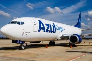 Azul Cargo Express chega a marca de mil cidades atendidas no Brasil