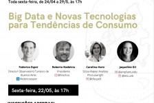 """Braztoa debate """"Big Data e Novas Tecnologias para Tendências de Consumo"""" às 17h"""