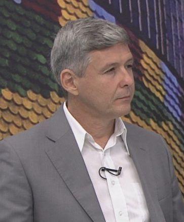 Belisário Acrce, presidente da Panamazonia