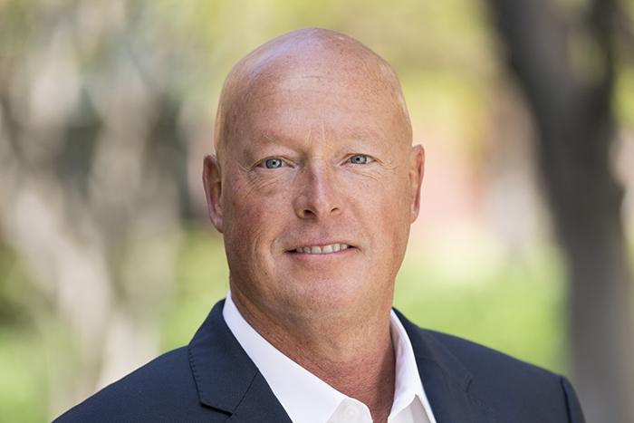 Bob Chapek, CEO da Disney (DivulgaçãoThe Walt Disney Company)
