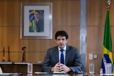 Em reunião ministerial, Marcelo Álvaro defendeu legalização de cassinos em resorts