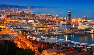 Barcelona limita número de pessoas em praias