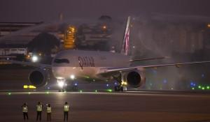 Qatar Airways passa a operar A350-1000 entre São Paulo e Doha; VÍDEO