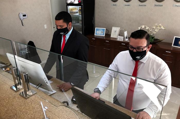 Rede Viale adotou procedimentos para garantir segurança dos hóspedes na retomada
