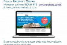Transmundi lança novo site