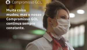 Gol anuncia medidas para garantir segurança de clientes e colaboradores; VÍDEO