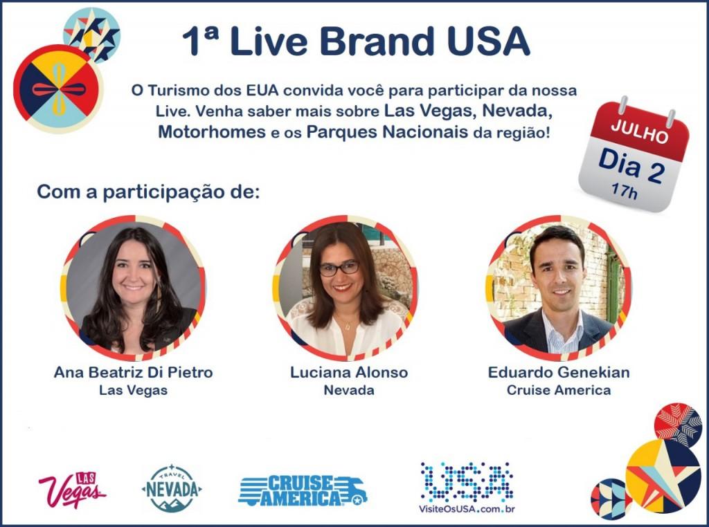 #1 Live Brand USA