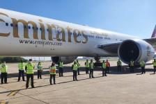 Emirates SkyCargo opera voo com itens para combate à Covid-19 para o Rio