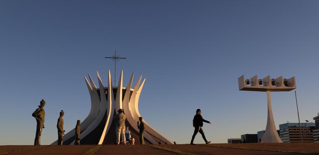 Brasília 24 de junho de 2019//Catedral de Brasília.Foto Luis Tajes/Setur-DF