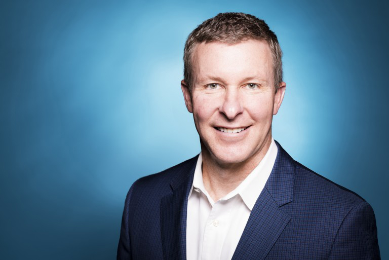 Scott Kirby, CEO da United