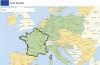 Comissão Europeia lança mapa interativo sobre restrições em cada país