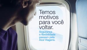 Azul Viagens cria plataforma com notícias sobre protocolos de saúde nos destinos