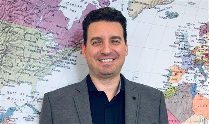 Rodrigo Rodrigues, diretor Comercial da Schultz