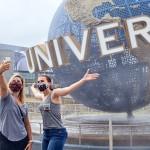 Primeiro dia de público geral na reabertura do Universal Orlando