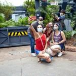 Público volta ao Universal Orlando Resort