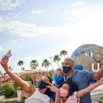 Reabertura ao público geral aconteceu nesta sexta-feira, dfia 5 de junho, com o Universal continuando a gerenciar a visitação diária