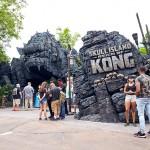 Área do King Kong está novamente aberta